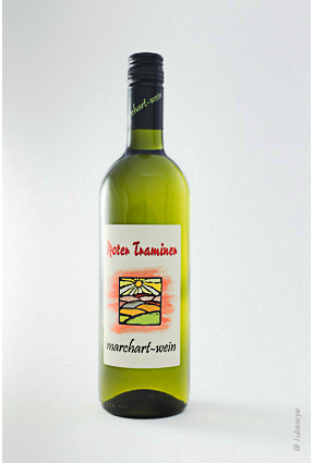 Flasche Roter Traminer